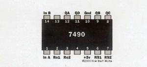 7490-pinout